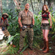 Another nostalgia-ridden movie is landing just in time for the holidays, except in place of the beloved Robin Williams, we're getting The Rock and Jack Black -- which should prove for an interesting time. Sony Pictures is inevitably banking on Millemnials who loved the original 'Jumanji' taking their own offspring to see the newest iteration.