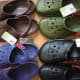 Crocs donated up to 100,000 pairs of shoes for healthcare workers.