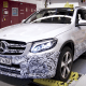 Mercedes is widely expected to unveil another electric SUV at the Frankfurt Auto Show this week, the Mercedes-Benz GLC F-Cell EQ. The hydrogen fuel cell vehicle is reportedly nearly production ready.The GLC F-Cell is a different type of hybrid than U.S. auto consumers may be accustomed. Mercedes concept car will feature a sizable battery, so drivers can plug in to fill up the tank at electric charging stations that are at this point much more widely dispersed than hydrogen-fueling stations.Hydrogen fuel cell vehicles typically use a fuel cell instead of a battery, or in combination with a battery or supercapacitor, to power their on-board electric motors. Fuel cells in vehicles generate electricity to power the motor, typically by using oxygen from the air and compressed hydrogen.Mercedes hasn't released any specs for the GLF F-Cell EQ, but a prototype the company unveiled in 2016 included a 9.0-kilowatt-hour lithium-ion battery with 30 miles of range. With the battery fully charged and the hydrogen tanks filled, the prototype was reportedly capable of driving 300 miles.Also thought to be revealed at this week's auto show is a compact electric car concept from Mercedes. Mercedes released a side shot of the conceptvehicle this week that indicated the car will be a hatchback.