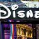 Walt Disney stock