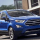 While the Ford EcoSport is by far the least environmentally friendly vehicles among this group, it is a relatively new addition to the Ford lineup that will see its first time on the showroom floor this week in Frankfurt.Ford released a preview of the EcoSport 2017 last week ahead of the Frankfurt Auto Show, and said it would feature the compact SUV, which starts at $19,995, at this week's event.The EcoSport does currently have a diesel engine option, and also could serve as a visual model for what a Ford all-electric SUV might one day look like if the company ever decides to venture into such a market.Ford is well behind its peers in terms of electric vehicles -- with the all-electric Focus only giving 115 miles of driving range on a full charge -- and likely far from anything close toan all-electric SUV. But, the company's new CEO Jim Hackett has made it clear in recent media interviews the U.S. automaker will not be left in the dust when it comes to disruptive technology or electric vehicles.As Edmunds' Caldwell pointed out, U.S. consumers have turned their backs on electric vehicles in the past few years in favor of SUVs givencheap gas prices.Still, automakers are pushing forward on electric vehicles in the U.S. market. Nissanunveiled its all-new electric car the Leaf at an event in Japan last week, while GM's Chevrolet Bolt EV was introduced just seven months ago.Maybe it's time for Ford to shake up the status quo and be the first of the big three U.S. automakers to invest heavily in electric SUVs? Perhaps the concept makes more sense for Ford's Lincoln brand, as outside of the luxury market, the SUV price tag might not justify the cost of such an investment.