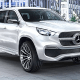 This more luxurious looking X-Class is one of the latest renderings.
