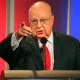 The late Roger Ailes weathered many a storm during his time at the Fox News division of Twenty-First Century Fox , but he couldn't overcome the sexual-harassment scandal that plagued him in summer 2016. In early July, former anchor Gretchen Carlson filed a sexual-harassment lawsuit against Ailes. This claim was allegedly corroborated by anchor Megyn Kelly, and followed by a flood of similar accusations by female employees. The firestorm was too much for the Murdoch family (which controls Fox). The Murdochs reportedly pressured Ailes into resigning, which he did on July 21. He may have walked away with a generous severance package of $40 million, but Fox's recent dismissals of Bill O'Reilly and Bob Beckel have shown that the company is serious about correcting the alleged locker-room culture that Ailes has been accused of creating at Fox News.Ailes died from complications of a subdural hematoma on May 18. He was 77.