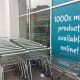 Asda's online offering was considered the worst digital grocery store, according to Which?. It tied in last place with Sainsbury's and Waitrose.A sign outside the store is torn darn near off the wall.