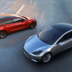 Tesla Model S 75:$69,500 for the base modelToyota Camry XSE (2017): $26,310A $7,500 federal tax credit for electric cars would reduce the price of the Model 3 even further, but some popular options could increase it. Musk said last year that the average pre-order Model 3 price withoptions was $42,000.