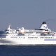 """Owner: Japan Cruise Line, Inc. Score: 76/100So here we get to the bottom of the list: the Pacific Venus, and it did not do well.Unlike this ship's competitors, it did not miss the mark by inches. A score of 76 isn't just tenpoints below satisfactory, it is also substantially lower than of the other ships on this list.The list of violations here was lengthy, from a """"reddish purple drip"""" inside the ice machines to handwashing sinks with the water set at 122 degrees, the Pacific Venus did not do well.Hopefully the crewhas a chance to clean up their act, literally."""