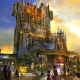At its California park, Disney shut down the classic, 183-foot, free-fall ride, Twilight Zone Tower of Terror, in January. Expected on May 27, it will open again as Guardians of the Galaxy - Mission Breakout, replacing dead hotel guests and employees with superheros. Disney said the free-fall sensation will remain, but it added advanced visual and audio effects.