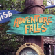 Disney opened its new family raft ride, Miss Adventure Falls, at its Typhoon Lagoon Water Park in Orlando in March. The ride is one of Disney's longest attractions, two minutes, and takes guests on the adventure of Captain Mary Oceaneer as she searches the seven seas for treasure.
