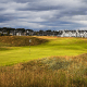 Location: Carnoustie, ScotlandThough golf in Carnoustie dates back to the 1500s, these links opened in 1842 and have been a municipal treasure ever since. However, a redesign by golfer James Braid first brought the Open here in 1931. Carnoustie's hosted the event seven times and gets the honor again in 2018. That might put a crimp on tee times next year, but this course hasn't let its history or success go to its head. Greens fees for the championship course hold at $225. However, a foursome can get on the course in April or October for less than $125 apiece, while a package that includes rounds on Carnoustie's two other courses goes for $283... essentially giving you two more rounds of golf for less than $60. You also don't have to be Padraig Harrington and his -7 in 2007 to play here: the maximum handicap is a very forgiving 28 for men and 36 for women.