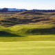 Location: Sandwich, EnglandFor a club that's about to host another Open in 2020, the Royal St. George's isn't all that tough a ticket. August and September book up quickly, but the rest of the summer is available for $244 per 18 holes or $296 per 36. Any spring or fall dates before or after those are available for just $54 for 18 holes or $206 for 36. A group of 12 pays slightly more for a round of 18, but gets a bacon sandwich and coffee when they arrive and a three-course jacket-and-tie lunch on the way out. Whether you're envisioning this club's first open in 1894 or the -13 that Greg Norman shot at the Open in 1993, this home of 13 Opens is incredibly accommodating... unless you're a marginal golfer. The club maintains a strict maximum handicap of 18 for both men and women, which means it has no patience for casual golfers.