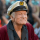"""In2011, Hefner wrote a passionate plea in support of gay marriage, saying that the fight for gay marriage was a """"a fight for all our rights.""""  In 2016, Hefner gave his son, Cooper, creative control of Playboy while remaining editor in chief. After the decision, Cooper published the first non-nude issue of the magazine ever. But, amid slumping sales, the decision was reversed.  Hefner would live out his remaining days in Los Angeles at the Mansion."""