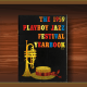 """What would go onto become an annual event sponsored by Playboy was started in 1959 in Chicago Stadium to celebrate Playboy selling over a million copies every month. The original festival was called the """"greatest single weekend in the history of jazz."""""""