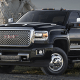 The 2017 class of Sierras range from starting prices of $28,405 for the Sierra 1500 to $55,580 for the Sierra 3500 Denali HD, which has the company's most powerful duramax diesel engine.