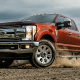 The 2017 model of Ford's toughest and strongest heavy-duty pickup starts at$32,535.