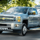 The 2017 top-of-the-line pickup from Chevy starts at $34,710.