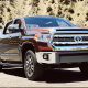 The 2017 Tundra from Toyota Motor Corp. starts at $30,120, and offers features from wood-style trim toblack leather-trimmed seats.