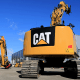 Caterpillar makes mining and construction equipment, used all over the world.Shares yield 2.87% and have gained more than 30% over the past year, as investors get excited about Trump's proposed $1 trillion infrastructure spending program.Over the past 12months, Caterpillar has generated $38.9 billion in revenue and $5.4 billion in EBITDA.Don't Miss these top stories right now:Walmart Is Going to Kick Amazon's Teeth In, so Don't Be Surprised When It HappensHow Boeing Became the No. 1 Dow Stock and Why It Could Stay ThereProduction of New iPhone Said to Be Delayed Until NovemberAmazon Files Trademark to Get Into Meal Kits, Continuing to Haunt Blue ApronNelson Peltz May Get a Lot of What He Wants in Attack on Procter & GambleChina's Data Looks Too Good to Be True: Market Recon