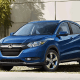 Starting price: $19,465Combined miles per gallon: 31.5Cargo capacity: 23.2 to 24.3 cubic feet with all the seats up, 55.9 to 58.8 maximumThis small crossover comes with LED brake lights, heated side mirrors, the HondaLink app suite, a 7-inch touchscreen entertainment and communications center, voice texting, wheel-mounted controls, multi-angle rearview camera and options including a power moonroof, heated seats and automatic climate control. It isn't the biggest wagon out there, but it's a nice middle ground between the CR-V and the subcompact Fit.