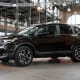 Starting price: $24,045Combined miles per gallon: 29.5Cargo capacity: 37.2 cubic feet with all the seats up, 70.9 maximumHail to the king. We end up writing about this car and its competitors, the Ford Escape and Toyota RAV4, for the same reason station wagons received a lot of press in the '70s, minivans soaked up a whole lot of ink in the '80s and far larger SUVs garnered attention in the '90s... they're the family cars for their time. They're the top-selling crossovers in a fast-growing category, and the CR-V's cargo space and amenities like a leather interior, moonroof, Pandora-connected information display, heated seats and rearview windows and navigation system with controls mounted on the steering wheel have kept it ahead of the pack.