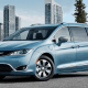 """Starting price: $28,595Combined miles per gallon: 23Cargo capacity: 32.3 cubic feet with all seats up, 140.5 maximumDeath to the Town & Country. Chrysler is really gunning for the whole """"luxury minivan"""" angle here by offering features like leather seats, a three-panel sunroof and noise cancellation. At it's core, though, this is still a family hauler: Stow-and-Go seats that fold into the floor, electronic safety features, handless sliding doors, an available vacuum, 3,600 pounds of towing capacity and a whole lot of interior cargo room leave us wondering why the minivan hasn't performed better as a category this year."""