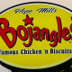 """Bojangles sells various menu items dedicated to its """"famous chicken and biscuits"""" at roughly 600 locations in the U.S. Chicken costs represented about 45 percent of Bojangles' total product costs in 2016, according to the chain's latest annual report.""""Material increases in the cost of chicken and other proteins could materially adversely affect our business, operating results and financial condition,"""" the company cautions investors."""