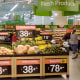 Organic food sales now tally billions of dollars each year -- sales rose 8.4%, according to the Organic Trade Association. Walmart could use the bigger presence in this growth sector.