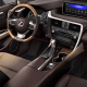Wards praised Toyota's  Lexus brand for its 20 years of setting the bar high when it comes to interiors.