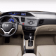 This car's interior is impressive and affordable.