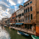 """""""If you were to ask me one city that I think would be affected, I would say Venice,"""" Arndt said, """"and I think that's already started to happen."""" """"It's right on the water,"""" he continued, """"and they've already instituted barriers in the Venetian harbor to stop the water. If you've been to Venice, St. Mark's Square gets flooded on a regular basis due to tides, that's not an uncommon thing at all.""""Experts generally rank Venice as one of the most vulnerable cities in the world. In fact, according to some research, the city may vanish completely underwater within a century if rising sea levels aren't halted.As Arndt pointed out, this has already started to happen."""