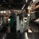 The back of the house also looks more open so baristas can walk around more easily and handle tons of orders.