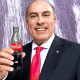 The Coca-Cola Co. saw Muhtar Kent hand the CEO reins to former COO James Quincey on May 1.