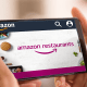 Prime members in specific locations can get food from certain restaurants delivered to them through Prime Now.