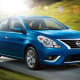"Price:  $14,894Resold within the first year: 3.2%The Versa looks like it was produced in plants in the former Yugoslavia and Czech Republic by Eastern Bloc bosses who thought the Yugo and Skoda had too many amenities.Nissan could have just named this vehicle ""Car"" and gotten away with it. There are a scant 14.9 cubic feet of trunk space that actually comes up short of the Note hatchback version's cargo room by 10 cubic feet. It has traction control, ABS brakes, airbags and a whole lot of other safety features that are fairly standard by now.Its 109-horsepower engine is tiny, its NissanConnect tech offerings are extra and its chrome accents, trip computer, outdoor temperature gauge, four speakers and 60/40 folding rear seats are listed as key amenities. What would draw someone to this car beyond price? Well, the automatic does get combined mileage of more than 35 miles per gallon. From a buyer's perspective, that's the only thing that looks remotely attractive about this faceless sedan, whose price drops by 12% once it's sold after a year."