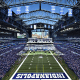 Indianapolis, Ind.Stadium cost:$719.6 millionInitial cost to taxpayers: $619.6 millionUntil recently, this was the worst stadium deal in the league.That $619.5 million is more than the cost of any NFL stadium built before it. That doesn't count the millions in debt Indianapolis still owes on the long-imploded RCA Dome, which it will be paying off until 2021. The 2012 Super Bowl and the 2010, 2015 and 2021 NCAA Men's Final Four are nice consolation prizes, but they aren't doing much to dig Indianapolis out from under its stadium debt.