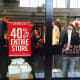 Amid continued sales declines, teen apparel retailer Abercrombie & Fitchsaid that it will close 60 stores in 2017, mostly in the United States. The company is now exploring a sale.