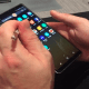 "Touch and multitouch capabilities have made the stylus largely obsolete. But for the Note 8, it's a unique and differentiating factor that users love. And with the new edge-to-edge infinity display on the Note 8, there's more room to draw and create notes. ""The S Pen has always been the heart and soul of the Note series,"" De Silva said at the event. The Note 8 Pen has a finer tip and greater pressure sensitivity to more accurately capture strokes that tell the phone what the user wants it to do. The ""live message"" function on the new phone lets users add animation to what you write or draw. For instance, you can write ""hello"" on a selfie, animate the ""hello"" to make it sparkle and then send it to a friend. One of the best features on the previous Note phone was the ability to write to-do lists or other notes on the locked screen. For the Note 8, users can now write up to 100 pages of lists on their locked screen, and they can edit the list simply by double tapping the screen. Other features for the S Pen include the ability to translate text simply by hovering over it with the stylus. Even units of measurement are converted to your preference."