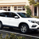 Honda Motor Co. Ltd.'s 2017 Pilot, a sports utility vehicle, is assembled in Lincoln, Alabama.