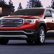 General Motors Co.'s mid-size SUV known as the Acadia is assembled in Spring Hill, Tennessee.