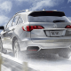 The RDX, a crossover luxury SUV, from Honda's Acura is put together in East Liberty, Ohio.