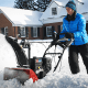 When the snow finally stops, you'll need to dig out.No one is happier about that than the Toro Company , a maker of snowblowers for consumers.Most recently, Toro reported net earnings of $45 million, or 41 cents a share, on a net sales increase of 6% to $516 million for its first quarter ending Feb. 3. In the comparable fiscal 2016 period, the company delivered net earnings of $39 million, or 35 cents a share, on net sales of $486 million.The company expects revenue growth for this year at 3% to 4%, and net earnings per share to be about $2.25 to $2.30. For the second quarter, the company expects net earnings to be about $1 a share. Those projections could prove conservative if Stella wreaks havoc on driveways up and down the East Coast.