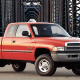 There were12,128 reported thefts of full-size Dodge pickups from Fiat Chrysler Au. Rg. FCAU in 2016. There were1,288 disappearances of 2001 trucks. The 2016 model-year pickups were not among the top 25 most stolen for that year.