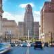 The Buffalo-Cheektowaga-Niagara Falls, N.Y. area generates a return of 14%.