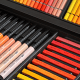 Price: $3,260We'll admit that Faber-Castell art supplies are not cheap. Some of you may remember them as the ever-present pencils, chalks and watercolors of your youth, but even folks dipping into gift sets will see prices range from about $50 for a mixed-media gift set to $640 for a set of 120 pencils. However, designer Karl Lagerfeld has a soft spot in his heart for the German art supply company and put together a limited-edition kit of 350 pencils and other art supplies in a wooden box. The set includes 120 watercolor pencils, 60 colored pencils, 60 pastels, 76 pens, 22 miscellaneous pens, four graphite crayons, two sharpeners, two erasers, a sharpening knife, a sandpaper block and a water cup. That still puts the price at around $10 per item, but it's that Karl Lagerfeld stamp -- and the fact that you have to schlep to specific retailers to get it -- that does the selling.