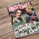 The famous 43-year-old cannabis publication was sold to Oreva Capital in a deal valued at $70 million in 2017.