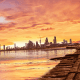 It is damning with faint praise to say that Kuwait has improved its position since 2016's survey, but that's where we are. This year the country has advanced to only the second worst place for expats to consider living, driven largely by marginal improvements in just about every single area. That, however, is the end of the good news. Those improvements remain marginal, and the best that can be said is Kuwait has a middling rank when it comes to job security.However at the same time the country comes in last place for both leisure options and personal happiness, and that pretty much says it all. Coming in No. 65 out of 65 countries surveyed for personal happiness, it's mostly impressive that Kuwait avoided dead-last.