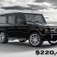 """The $220,400 Mercedes-Benz AMG G 65 has been called """"a perfect V12 middle finger to the entire world."""" Mercedes-Benz is owned by Daimler AG ."""
