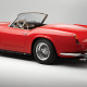 The Ferrari sold for $9,725,000 at the Rick Cole Auction in Monterey, Calif. in August 2014.