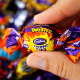 They're the reason U.S. Cadbury tastes bland, the reason you couldn't find U.K. Cadbury here for years and why Oreo is now everywhere.Mondelez operates globally and focuses on the snack brands Kraft acquired in the $19.5 billion Cadbury acquisition back in 2010. When Kraft Foods split off in 2012 to focus on North American grocery products, Mondelez became its own entity.Even in North America, however, Mondelez oversees candy brands like Swedish Fish, Sour Patch Kids and Toblerone. It's also watched it share price climb from roughly $27 the year it was introduced to more than $40 today. The 88-cent dividend and 2.1% yield have been lovely, but that one-year target of $50 should have investors feeling awfully optimistic, even if chocolate lovers can't quite understand the American obsession with fiddling with the Creme Egg recipe.