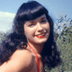 The original pinup sweetheart died in 2008 but her estate still makes money from deals for bridal wear, lingerie and handbag lines.