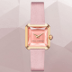 For the more feminine, the respected fashion house offers simple D&G design with refined taste and geometric shape. The watch retails near $6,900.